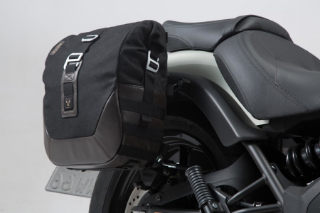 Set genti laterale Legend Gear - Black Edition Kawasaki Vulcan S (16-).1