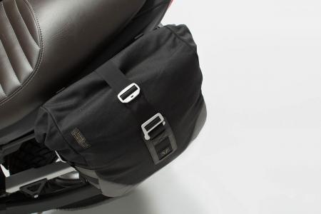 Set genti laterale Legend Gear - Black Edition Suzuki SV650 (15-).2
