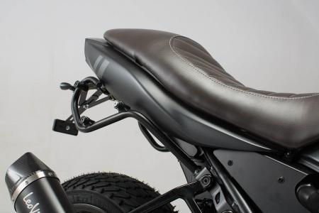 Set genti laterale Legend Gear - Black Edition Suzuki SV650 (15-).3