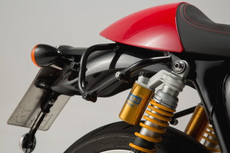 Set genti laterale Legend Gear - Editie Neagru Triumph Thruxton 1200 (16-).2