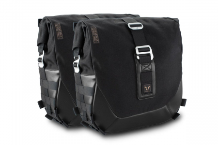 Set genti laterale Legend Gear - Black Edition Yamaha XSR 700 (16-).0