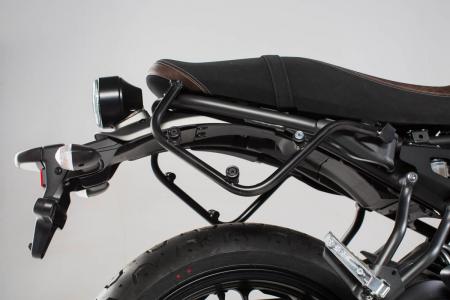Set genti laterale Legend Gear - Black Edition Yamaha XSR 700 (16-).2