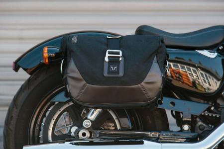 Set genti laterale Legend Gear Harley Davidson Sportster models (04-).4