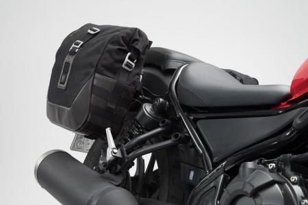 Set genti laterale Legend Gear Honda CMX500 Rebel (16-).0