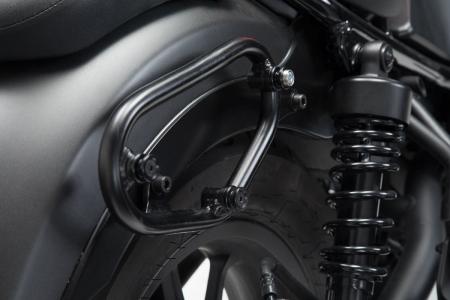 Set genti laterale Legend Gear Honda CMX500 Rebel (16-).2