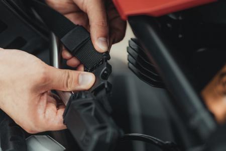 Set genti laterale PRO Blaze H saddlebag BMW R 1200 R [5]