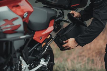 Set genti laterale PRO Blaze H saddlebag Yamaha MT-125 [4]