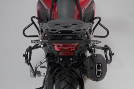 Set genti laterale Urban ABS cu sistem fixare 2x 16.5 l. Benelli TRK 502 X (18-). [4]