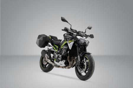 Set genti laterale Urban ABS cu sistem fixare 2x 16.5 l Kawasaki Z900 (16-) [1]
