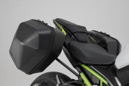Set genti laterale Urban ABS cu sistem fixare 2x 16.5 l Kawasaki Z900 (16-) [4]
