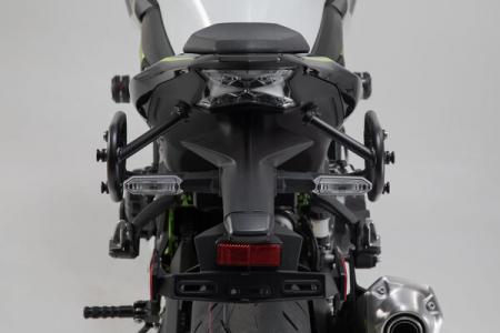 Set genti laterale Urban ABS cu sistem fixare 2x 16.5 l Kawasaki Z900 (16-) [6]