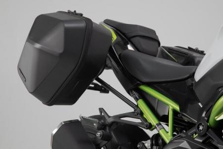 Set genti laterale Urban ABS cu sistem fixare 2x 16.5 l Kawasaki Z900 (16-) [5]
