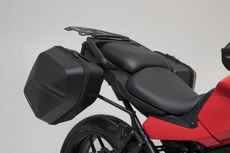 Set genti laterale Urban ABS cu sistem fixare 2x 16,5 l. Yamaha Tracer 9 (20-). [5]
