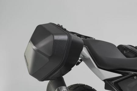 Set genti laterale URBAN ABS cu sistem fixare. 2x 16 l. BMW G 310 GS (17-).0