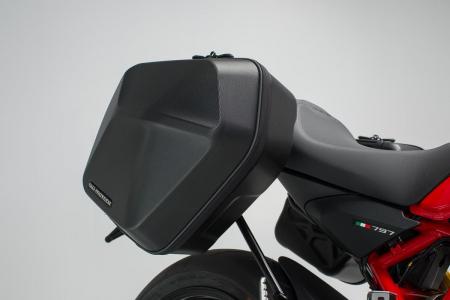 Set genti laterale Urban ABS cu sistem fixare. 2x 16 l. Ducati Monster 797 (16-).0