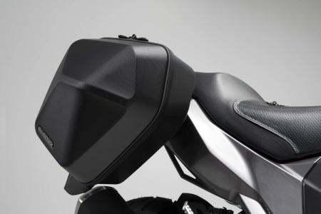Set genti laterale Urban ABS cu sistem fixare. 2x 16 l. Kawasaki Versys-X 300 (16-).0