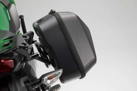 Set genti laterale Urban ABS cu sistem fixare. 2x 16 l. Kawasaki Versys-X 300 (16-).4