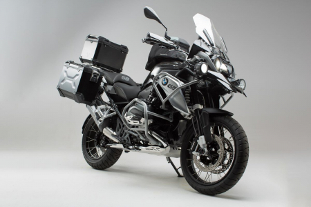Set protectii Adventure Argintiu. BMW R1200GS LC (13-16).0