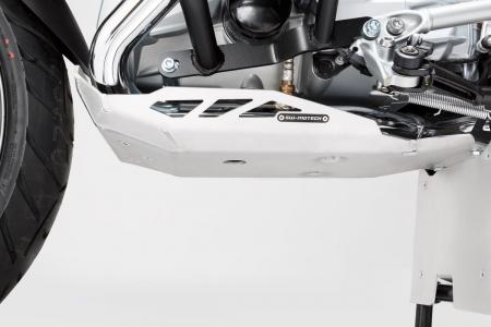 Set protectii Adventure Argintiu. BMW R1200GS LC (16-) / Rallye (17-).3