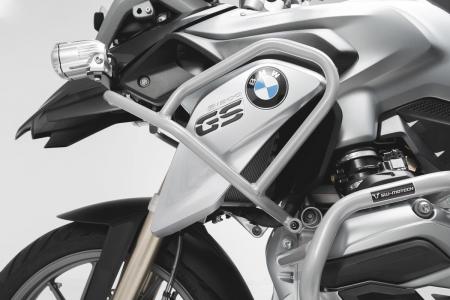 Set protectii Adventure Argintiu. BMW R1200GS LC (16-) / Rallye (17-).2