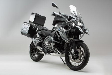 Set protectii Adventure Argintiu. BMW R1200GS LC (16-) / Rallye (17-).0