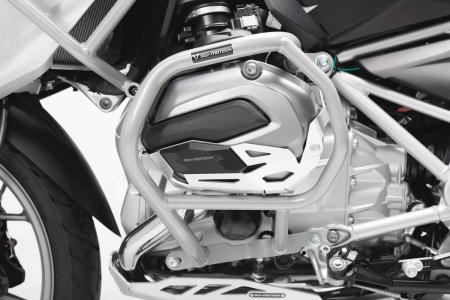 Set protectii Adventure Argintiu. BMW R1200GS LC (16-) / Rallye (17-).1