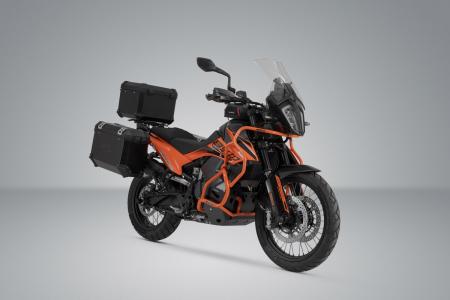 Set protectii Adventure KTM 790 Adv./R (19-), 890 Adv./R (20-)