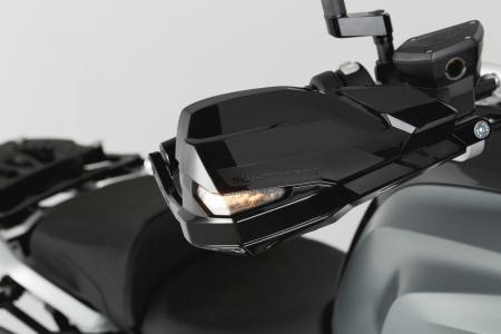 Set protectii Adventure Negru. BMW R1200GS LC (16-) / Rallye (17-). [4]