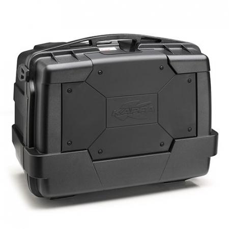 Side case Kappa Monokey 46 litri KGR46 1 buc. negru complet