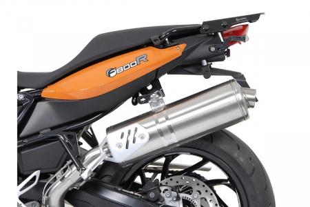Sistem cutii laterale Trax Ion aluminiu Negru. 37/45 l. BMW F800 R (09-) / F800GT (12-16). [4]