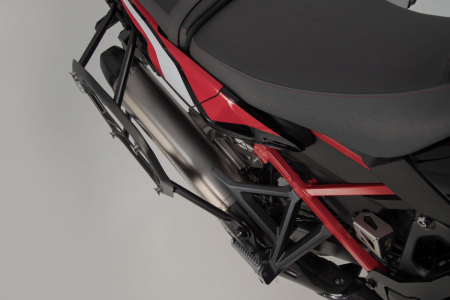 Sistem cutii laterale Trax Adv aluminiu 45/37 l. + Akrapovic Honda CRF1100L Africa Twin (19-). [6]