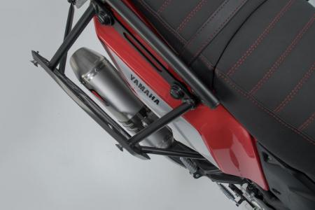 Sistem cutii laterale Trax Adv aluminiu 45/45 l. + Akrapovic Yamaha Ténéré 700 (19-20). [5]