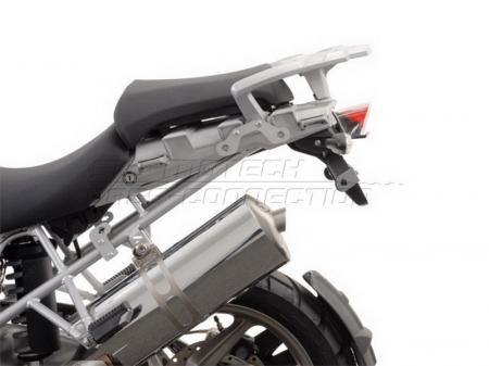 Sistem cutii laterale Trax Adv aluminiu Negru . 37/45 l. BMW R 1200 GS (04-12) / Advent. [2]