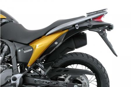 Sistem cutii laterale TRAX ADV aluminiu Negru . 45/45 l. Honda XL 700 V Transalp (07-12).2