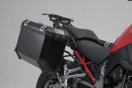 Sistem cutii laterale Trax Ion aluminiu 37/37 l. Ducati Multistrada V4 (20-) [6]