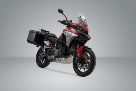 Sistem cutii laterale Trax Ion aluminiu 45/45 l. Ducati Multistrada V4 (20-) [1]
