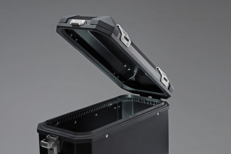 Sistem cutii laterale Trax Ion aluminiu 45/45 l. Ducati Multistrada V4 (20-) [4]