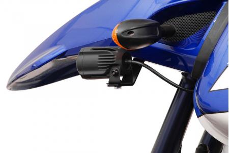 Sistem montare proiectoare ceata negru. BMW R 1150 GS / Adventure. [2]