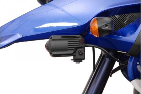 Sistem montare proiectoare ceata negru. BMW R 1150 GS / Adventure. [1]