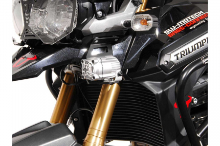 Sistem montare proiectoare ceata negru. Triumph Tiger 1200 Explorer (12-). [0]