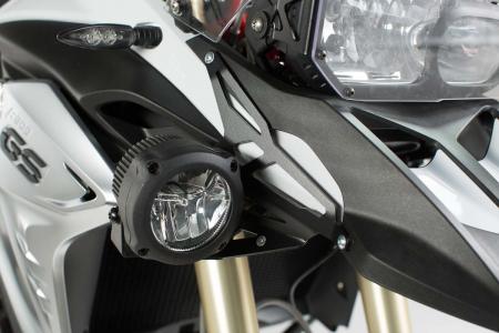 Sistem montare proiectoare ceata pentru BMW F 800 GS (12-). Negru [0]
