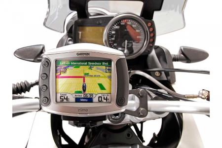 Suport cu absorbant soc pentru GPS BMW G 650 GS 2011- [3]