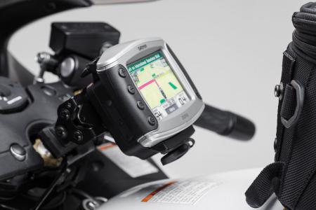 Suport cu absorbant soc pentru GPS Suzuki GSX R 1300 Hayabusa 2008-2012 [0]