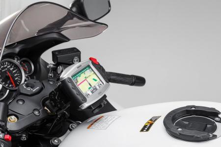 Suport cu absorbant soc pentru GPS Suzuki GSX R 1300 Hayabusa 2008-2012 [4]