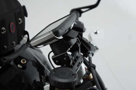 Suport cu absorbant soc pentru GPS Triumph Speed Triple 1050 2010- [0]