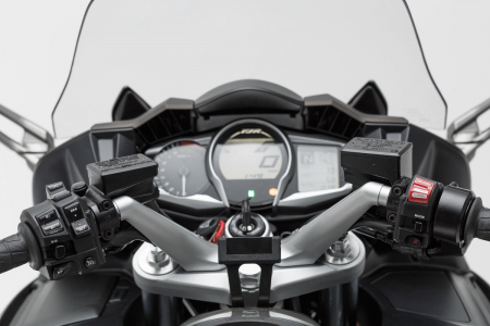 Suport cu absorbant soc pentru GPS Yamaha FJR 1300 2004-2005 [1]