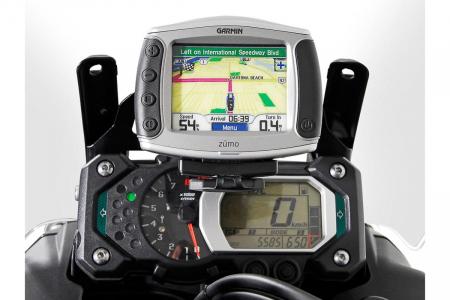 Suport cu absorbant soc pentru GPS Yamaha XT 1200 Z Super Tenere 2010- [3]