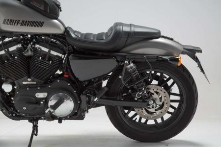 Suport geanta SLC stanga Harley Sportster models (04-).0