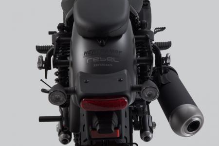 Suport geanta SLH LH1 dreapta Honda CMX500 Rebel (16-). [6]
