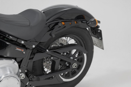 Suport geanta SLH LH1 stanga Harley-Davidson Street Bob/Slim/Standard [2]